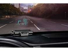 Garmin Head Up Display HUD+ mit Navikarten.