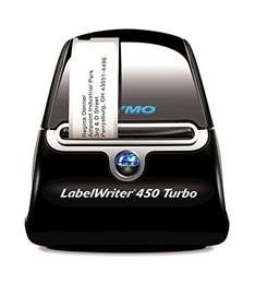 Dymo LabelWriter 450 Turbo für 72,50 EUR @amazon