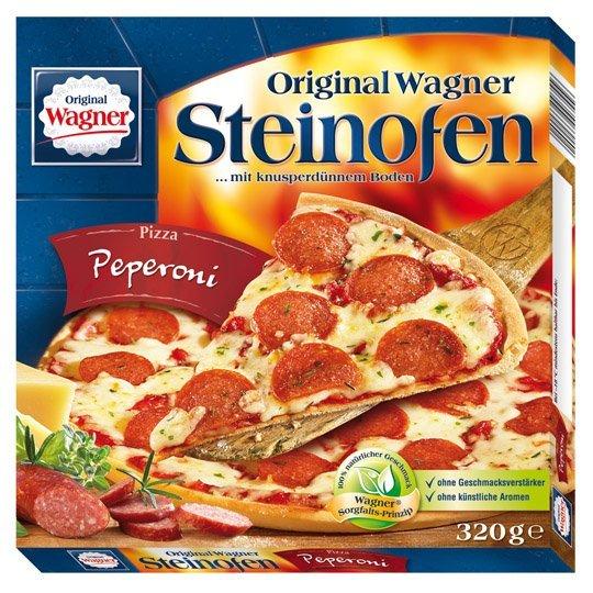 [ JIBI ] Original Wagner Steinofenpizza verschiedene Sorten je 1,55 €