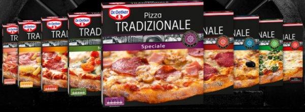 Dr. Oetker Tradizionale Pizza @Kaisers Berlin Nollendorfplatz