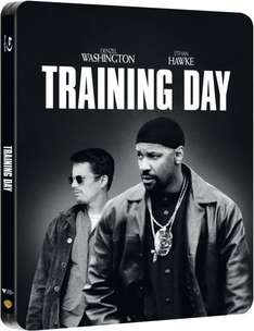 Training Day - Zavvi Exclusive Limited Edition Steelbook (Blu-ray)