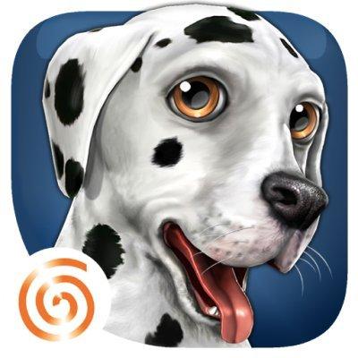 DogWorld 3D: Mein Dalmatiner - der kleine süße Hundewelpe Amazon App des Tages