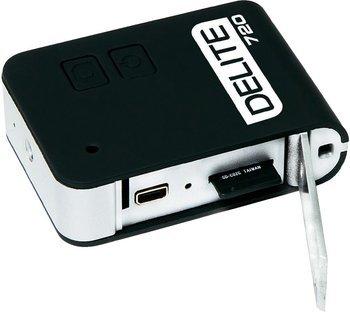 DELITE DLT-MC720, HD Action Video Kamera, Videoauflösung 1280 x 720, 3 Megapixel Fotoauflösung, 30 Bilder pro Sekunde, bis zu 1 Std. Aufnahme für 54,90 € @ MeinPaket