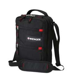 [Update] Wenger SA1092238 Vertical Boarding Bag 20cm und Wenger SA18262166 Vertical Mini Boarding Bag für jeweils 18,95€ frei Haus @DC