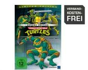 Teenage Mutant Ninja Turtles - Gesamtedition - (22 DVD) für 26,19€ @Saturn.de