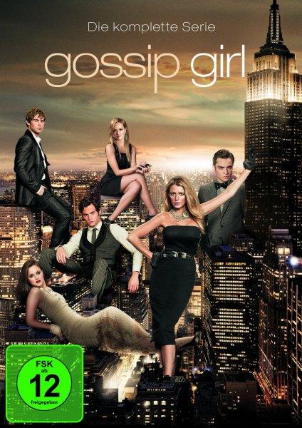 [Amazon] Gossip Girl - Die komplette Serie [30 DVDs] für 39,97€