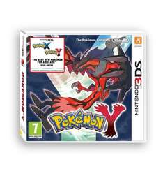 Pokémon Y (3DS) für 30,67€ @Amazon.co.uk