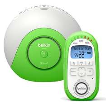 Belkin Baby Pacifier DECT-Babyphone mit Lichtprojektor