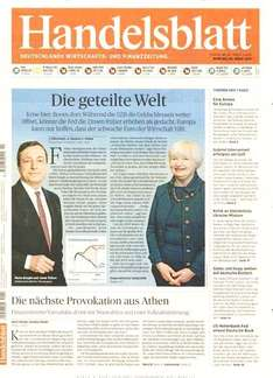 Handelsblatt E-Paper gratis