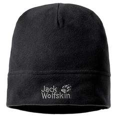 [Amazon] Jack Wolfskin Fleecemütze Real Stuff (Schwarz , Orange , Rot , Lila , Weiß) One Size = 55-59cm = 7,99€ (Prime)