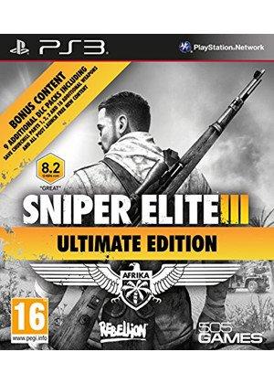 Sniper Elite 3: Ultimate Edition (PS3 / Xbox 360€) für 23,64€ @Base.com