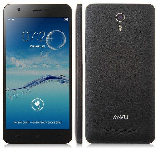 JIAYU S3 4G LTE 64bit MTK6752 Octa Core 2GB