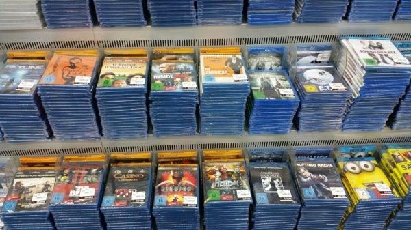 [Lokal] Saturn Berlin diverse Blu Rays für 5€