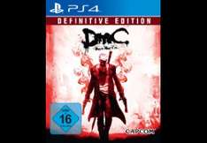 Devil May Cry Definitive Edition PS4/XBox One 29.99€