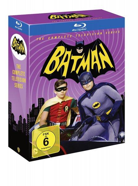 Amazon: Batman - Die komplette Serie [Blu-ray] 59,97 Euro