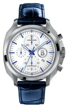 [Uhr24.de] Junghans Willy Bogner Chronoscope 027/4260.00 Automatikwerk mit Saphirglas und blauen Krokodillederarmband für 965,93€ incl.Versand oder Abholung in Stuttgart!