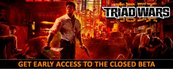 Triad Wars Closed Beta Keys bei MMOBomb