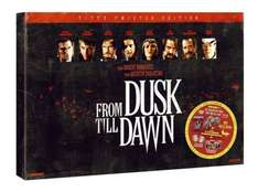 (OV) From Dusk Till Dawn: Titty Twister Edition Blu-ray *Uncut*