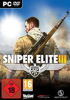 [Steam] Sniper Elite 3 für 14,99€ / Seasons Pass für 9,99€ @ Gamesplanet