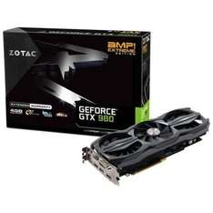 ZOTAC GTX 980 AMP! EXTREME Edition 535€