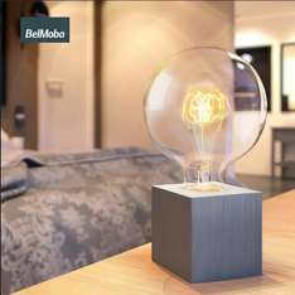 Stylische Designer-Tischlampe bei BelMoba ab 29,99 € | München