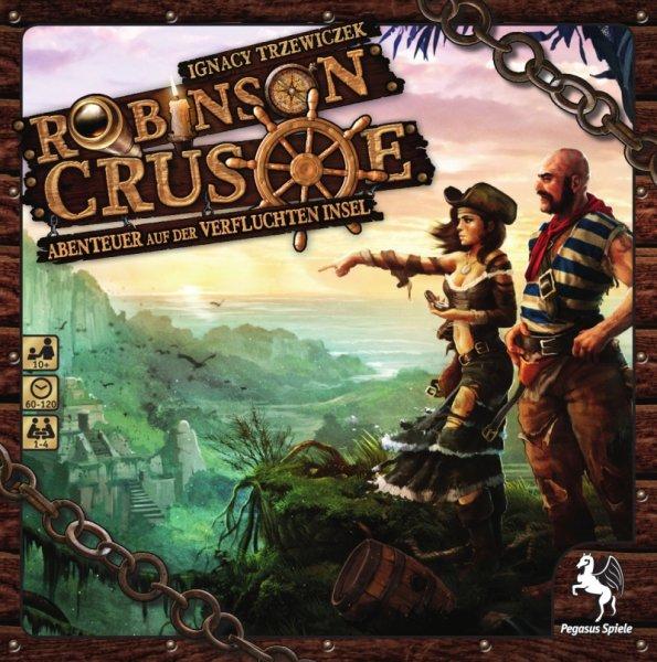 [smdv.de] Brettspiel Robinson Crusoe 21,99€