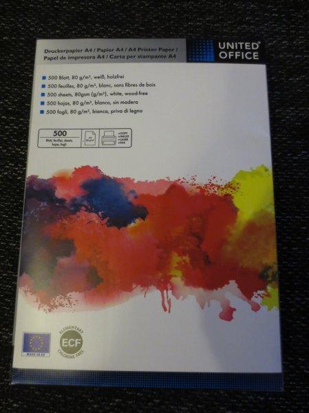 500 Blatt Kopierpapier (80g) im Lidl für 1,99€ [Hamm]
