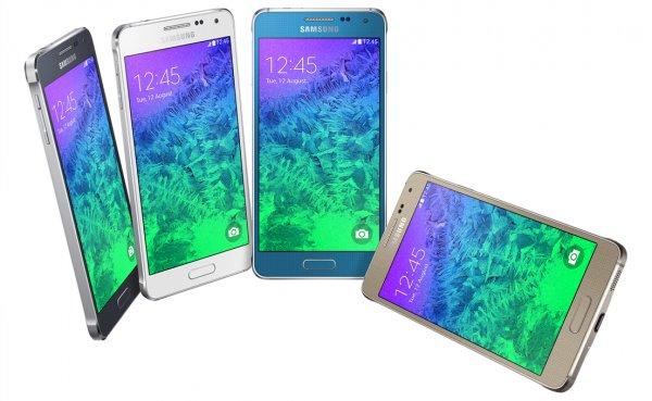 [Bundesweit Expert + Online] Samsung GALAXY ALPHA Telekom-Branding für 299€