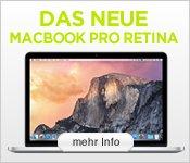 [Mactrade]125€ bzw. 150€ Gutschein auf neuste Macbook Pro und Air Modelle +5% Educationrabatt möglich