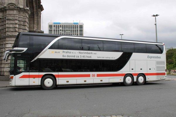 Von Frankfurt nach Luxemburg ab 19€ (IC Bus)