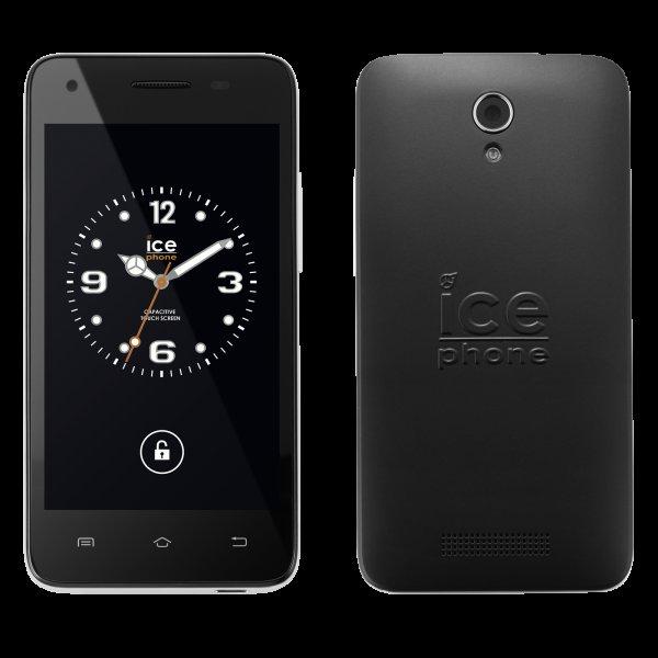 Ice Phone Forever, Lifestyle Dual-SIM Smartphone, 4 Zoll, 1.2 GHz Dual Core, 1 GB RAM / 4 GB Speicher, Conrad B-Ware auf ebay