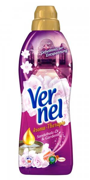 [ROSSMANN] KW12 Vernel Weichspüler (je 1000 ml) 3 Flaschen für 1,97 € (Angebot + Coupon) [Gültig bis 20.03.2015]