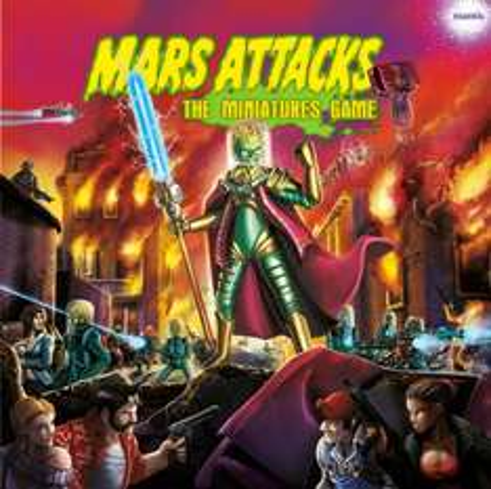 [spiele-offensive.de] Brettspiel Mars Attacks DELUXE - Miniaturenspiel 40,89€
