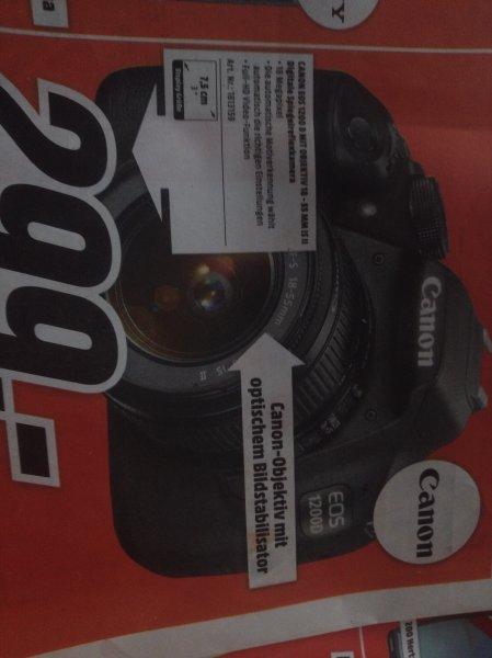 LOKAL MM OSNABRÜCK Canon Eos 1200D 299 Euro
