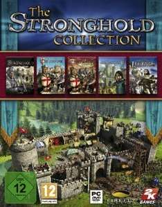 [STEAM -  nur via VPN] The Stronghold Collection Steam Key @Nuuvem