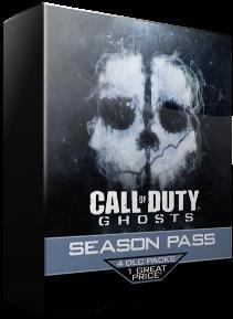[PS4] COD Ghost Season Pass mit 16 neuen Maps für 11,99€ bei MMOGA