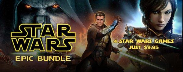 Star Wars Epic Bundle for steam @MacGameStore