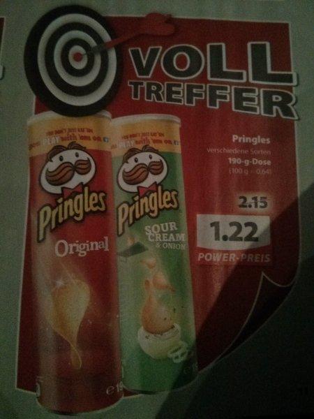 [Famila Nordwest] Pringles für 1,22 €