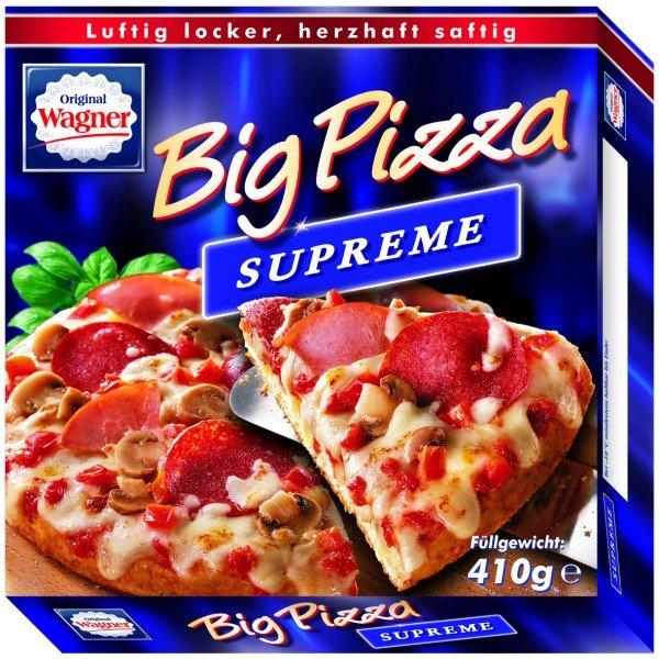 [WEZ] + [KAUFLAND] Original Wagner American Style Big Pizza für 1,88