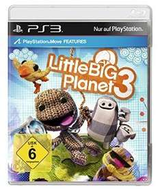 (Saturn.de) Little Big Planet 3 für PS3 19,99 inkl. Versand
