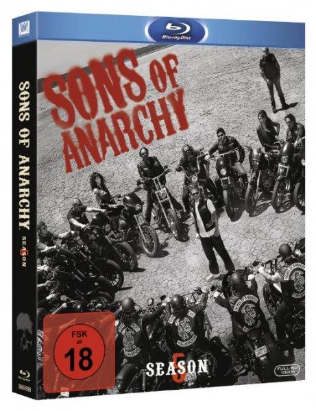 Sons of Anarchy - Season 5 [Blu-ray] @ müller sonntagsknüller