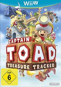 Captain Toad: Treasure Tracker für Wii U für 32,99 bei Amazon.de