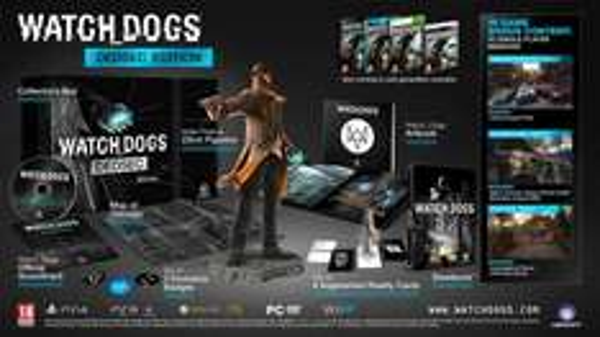 Watch Dogs - Dedsec Edition (XBOX ONE) für 32,50 € (Nächster Idealo Preis: 48,98 €) - 34% Ersparnis
