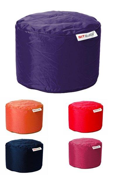 Sit & Joy Sitzhocker/ Sitzsack Small Dot in verschiedenen Farben ab 14,95€ inkl. VSK