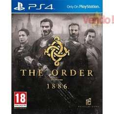 The Order: 1886 Playstation 4 (PS4)
