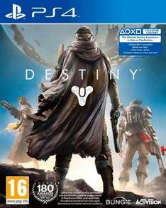 PS4 Destiny 35,99
