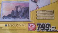 "[LOKAL] Medimax Berlin/Stralsund/Rostock - MacBook Air 13"" MD760D/B 799,00 Euro"