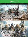 (Xbox One) Assassins Creed: Black Flag & Unity (Download) für 17,99€ & Kinect für 79,99€