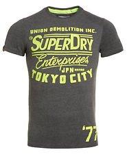 Verschiedene SUPERDRY T-Shirts teils mit kleinen fehlern ab 12,95€ +3€ Versand @ ebay