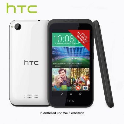 """[Aldi Nord ab 26.03.] HTC Desire 320 4,5"""" Smartphone mit Android™ 4.4 für 129€ (Idealo 152€)"""